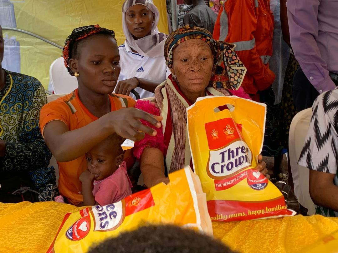 THREE CROWNS MILK CARES FOR HEALTHY HEART IN WORLD MILK DAY CAMPAIGN (PHOTOS) - Brand Spur