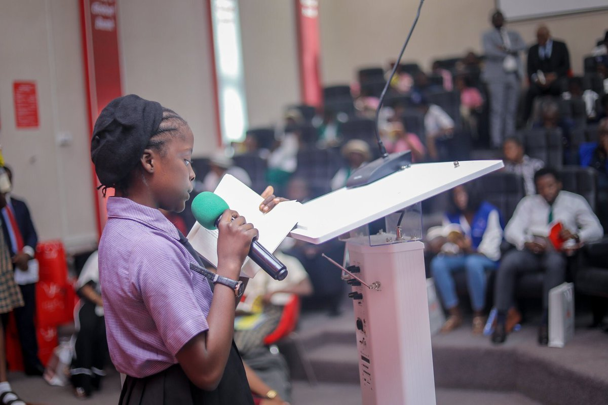 UBA Foundation Celebrates International Day Of The African Child, With Special Reading, Mentoring Sessions (PHOTOS)