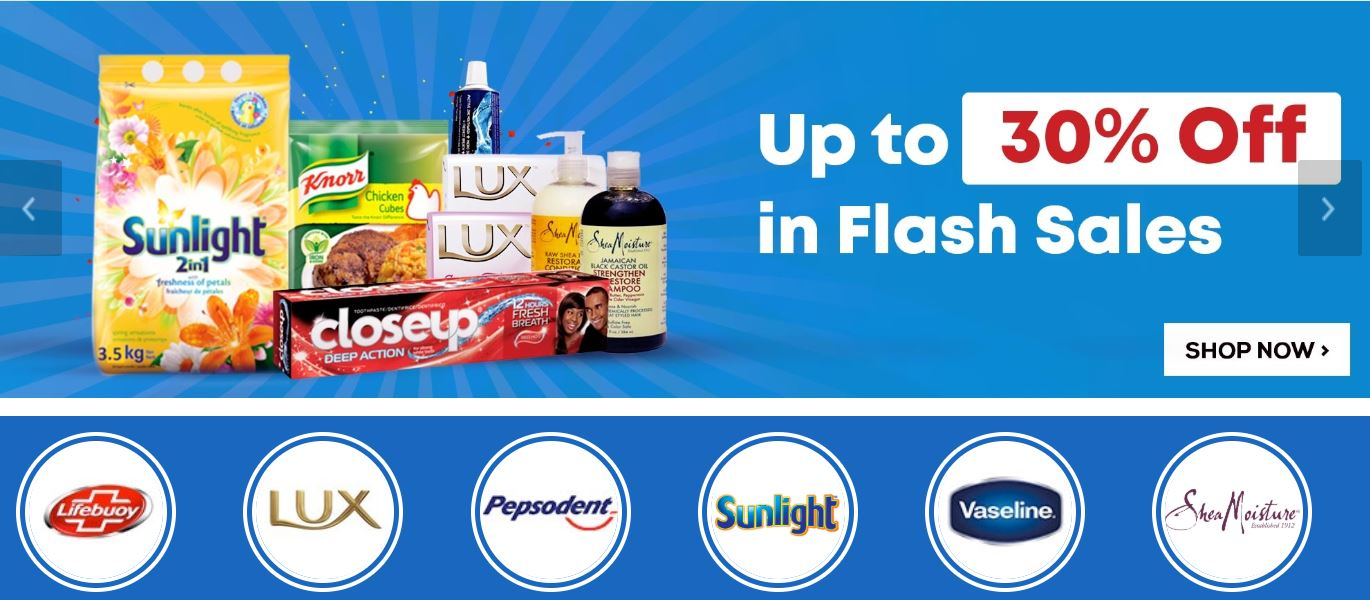 Unilever Launches 'Everyday Essentials' Store on Jumia