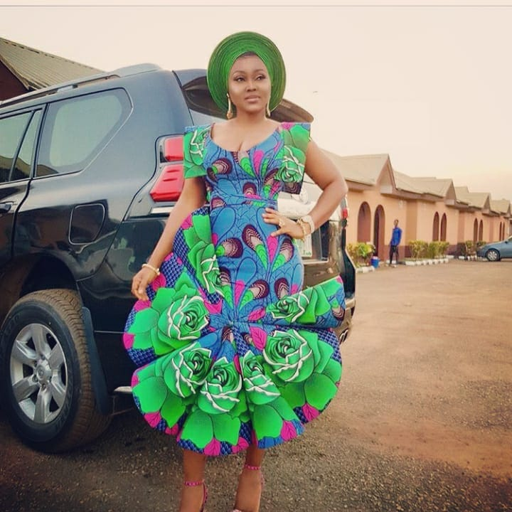 Amazing Ankara Styles To Wear To An Occasion