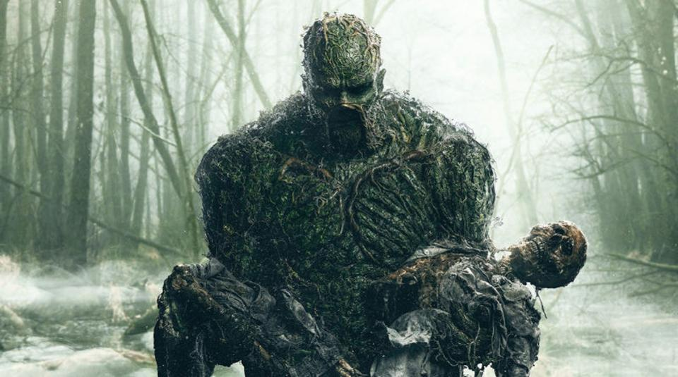 Here's Why DC Universe Cancelled Swamp Thing So Fast