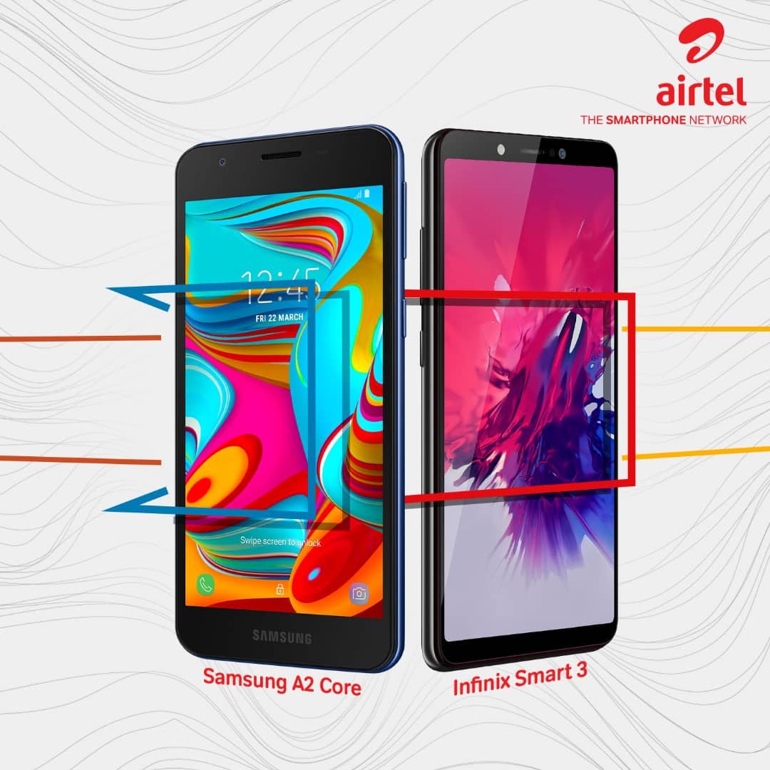 Airtel Introduces Affordable 4G Smartphones to deepen mobile Internet penetration