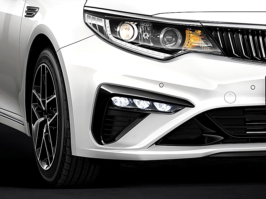Just Arrived! All-new 2020 Kia Optima, a true reflection of Luxury and Sportiness