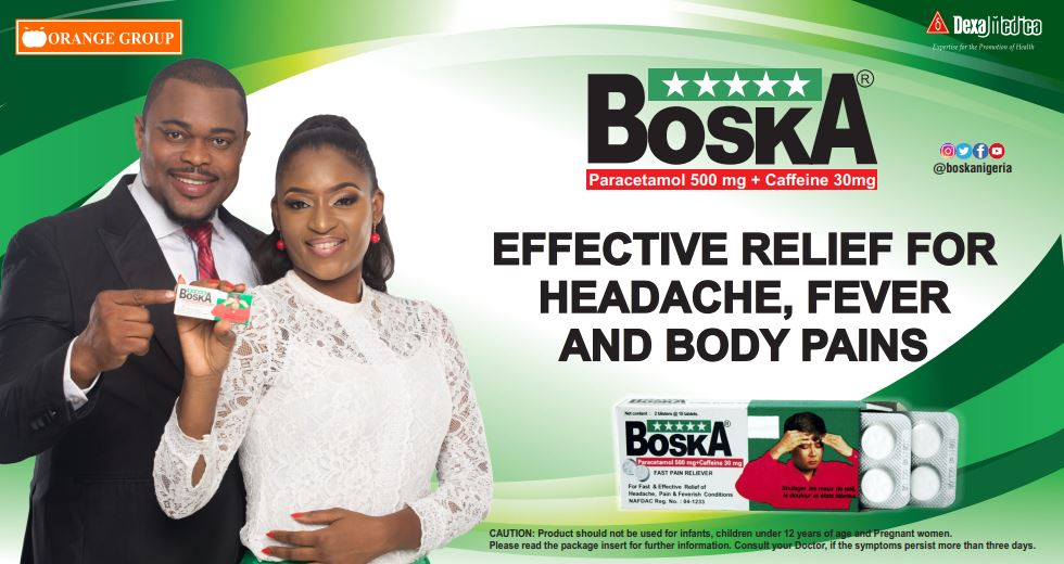 Boska Organizes Pain Free Day Campaign In Oyo Sate State To Promote Good Health - Brand Spur