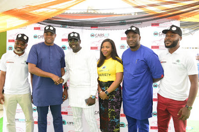 Cars45 Begins To Empower Car Sellers, Commissions Second Carsbazr Franchise Outlet In Lagos