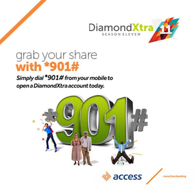 Access Bank Presents New USSD Code For DiamondXtra Accounts