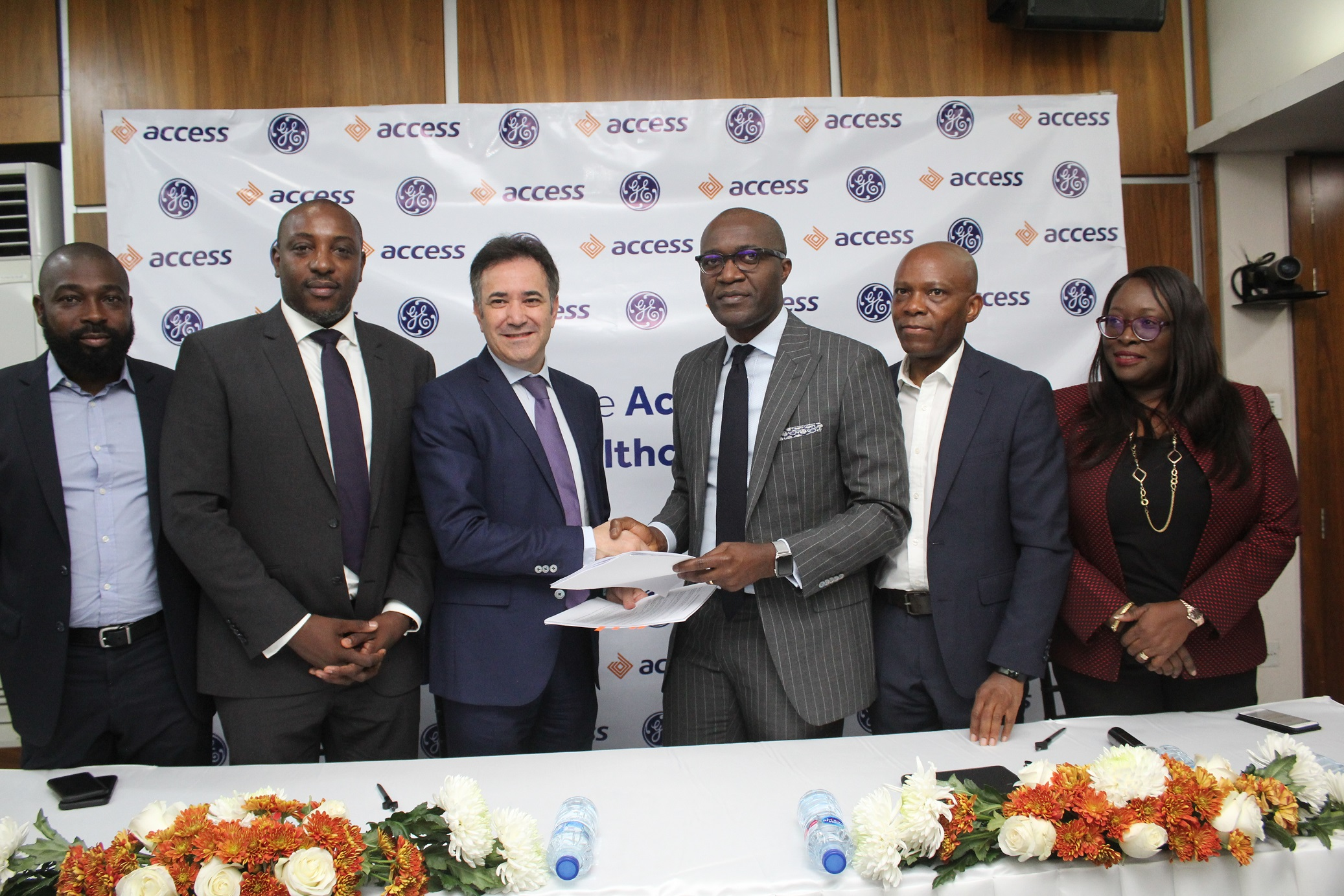 GE Healthcare and Access Bank Partner to Provide Financing to Nigeria's Healthcare Providers