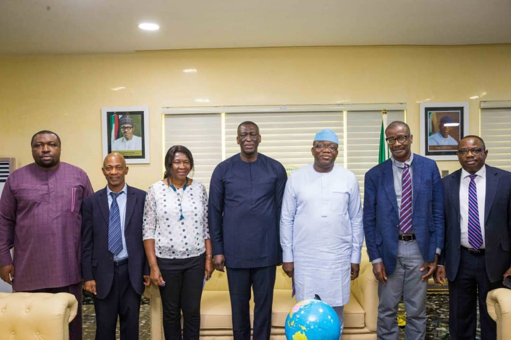 Infrastructure Upgrade: AfDB Team Meets Fayemi In Ekiti (Photos) - Brand Spur