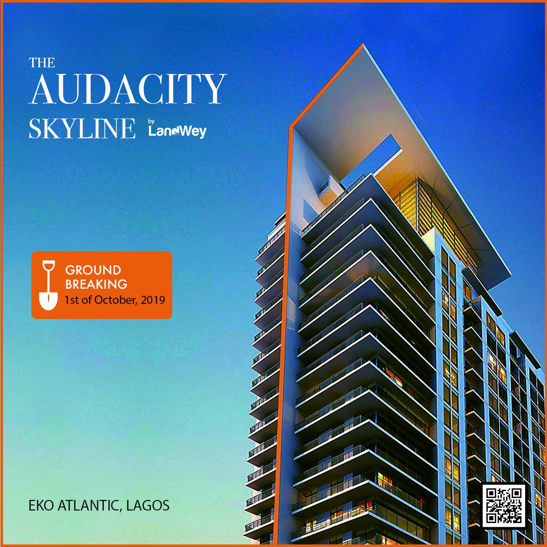 LandWey to bring high-rise mixed property to Eko Atlantic City