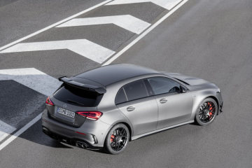 The Recent Mercedes-AMG A 45 4MATIC+ And CLA 45 4MATIC+: The Super Sportscars In The Compact Class