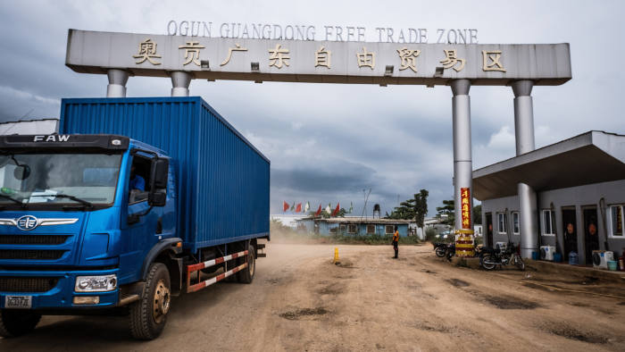 Investments in Ogun Guangdong Free Trade Zone Hits b