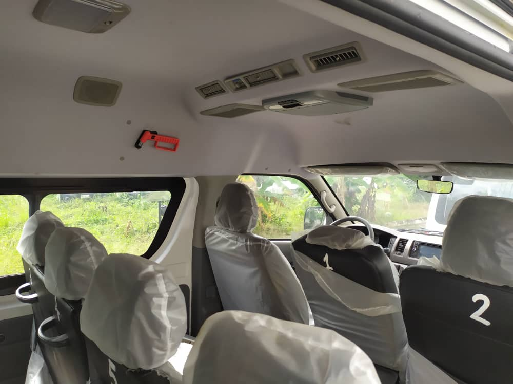 Ondo State Government buys 200 buses for mass transit (Photos)