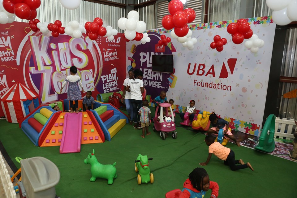 Day 1 of the #UBAMarketplace19 was all shades of amazing Flavour, Vibes, People...(Photos)