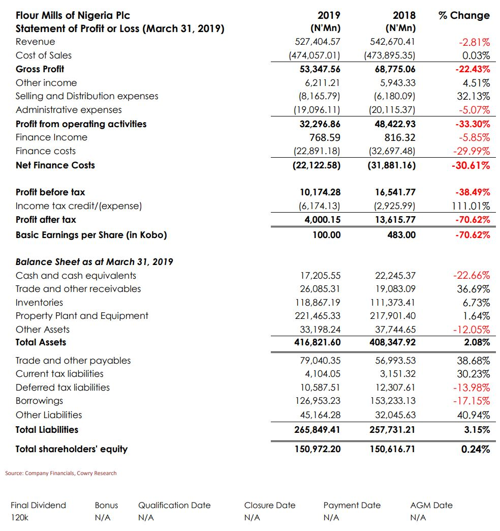 FMN Plc Records Decline in Both Pre-tax and After-tax Profits, Raises Dividend by 20%