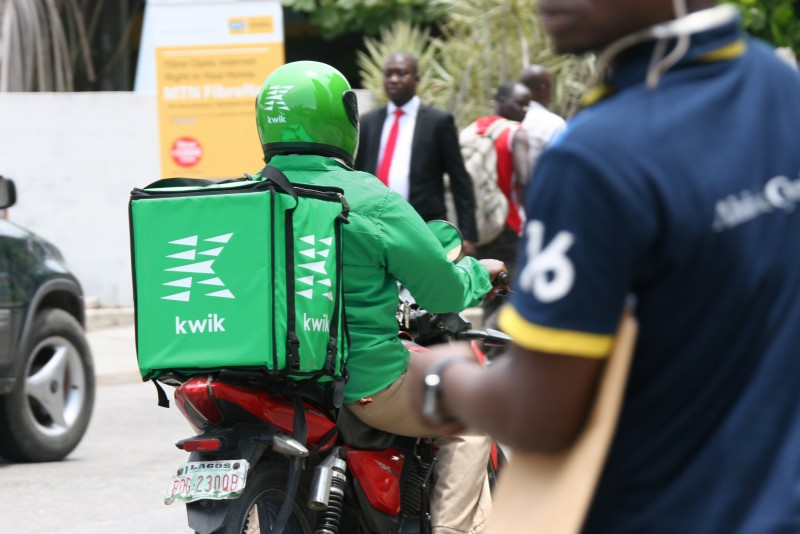 Last-mile delivery in Nigeria: The French Start-up Kwik is taking the market by storm - Brand Spur