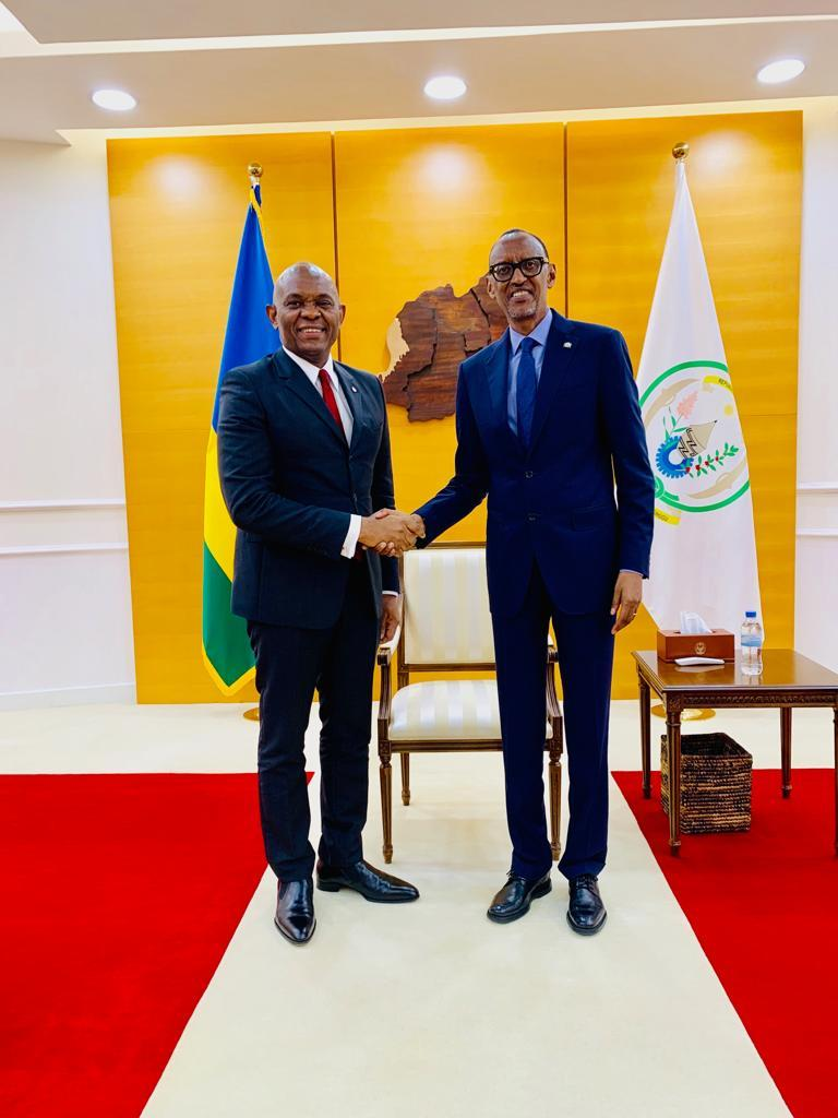 Advancing Economic Growth in Africa; Tony Elumelu Meets with the Presidents of Congo DRC and Rwanda