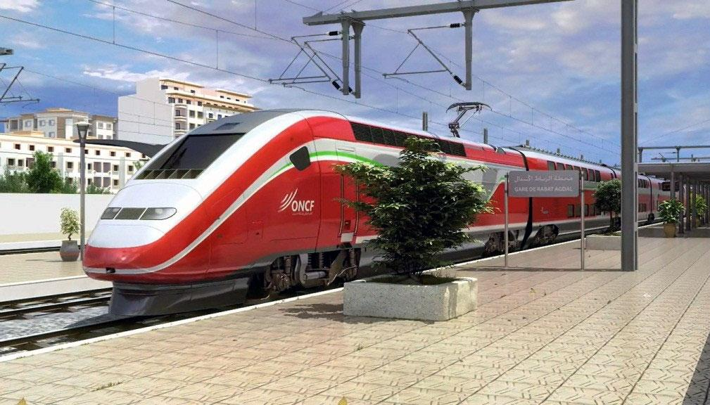 Africa's fastest train line completely operational