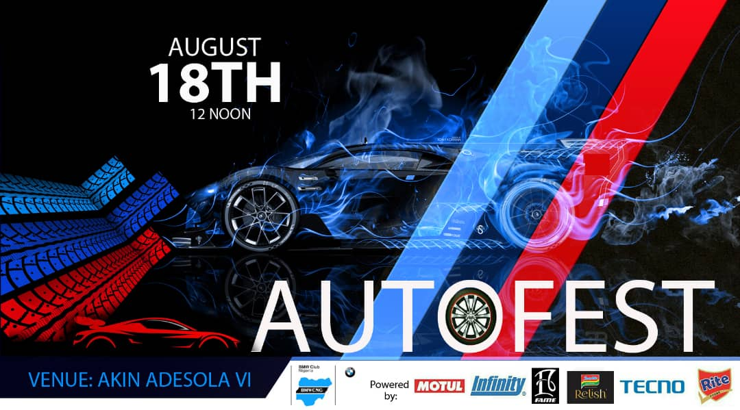 """BMW CLUB presents """"Fast and Furious"""" AUTOFEST 2019"""