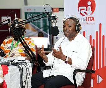 Radio IITA launched - Brand Spur