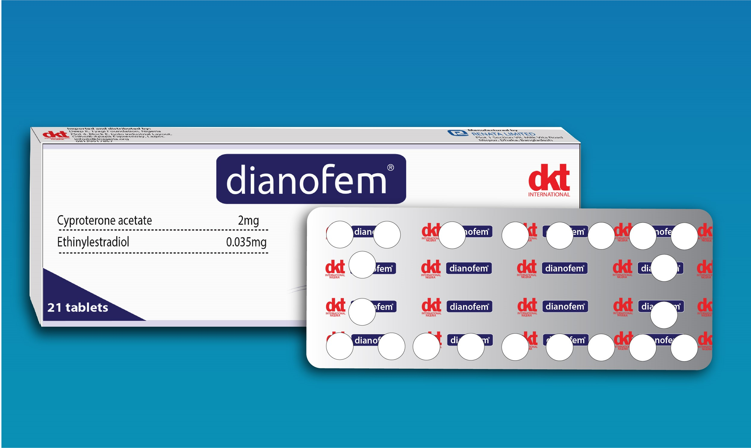 DKT Nigeria Launches Two New Generation Oral Contraceptive Pills