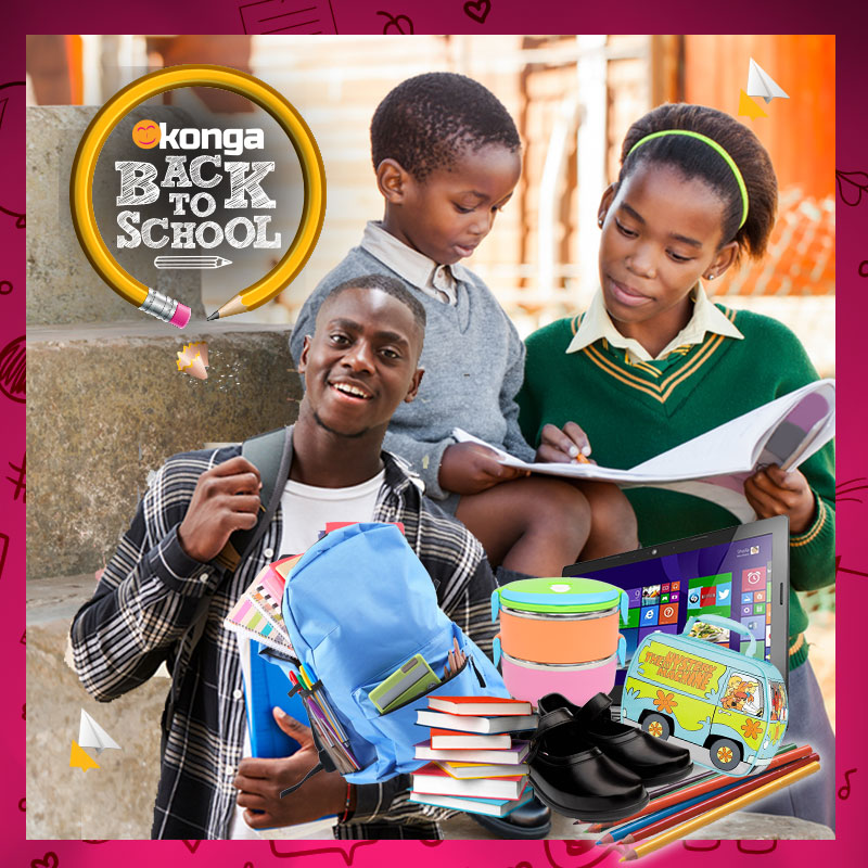 Konga Unveils Huge Discounts for Back-To-School