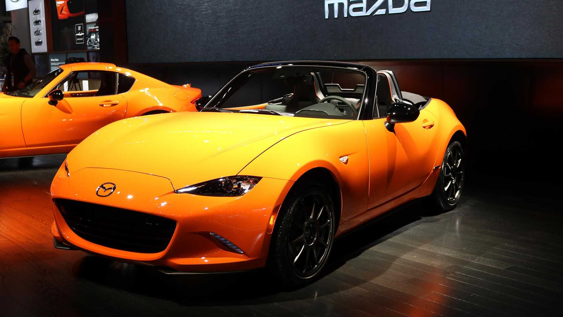 Mazda MX-5 Miata 30th Anniversary Models Begin to Arrive - Brand Spur
