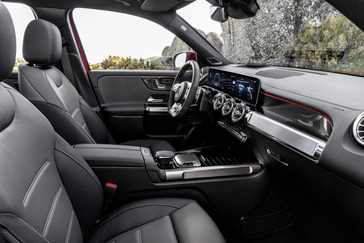 The New Mercedes-AMG GLB 35
