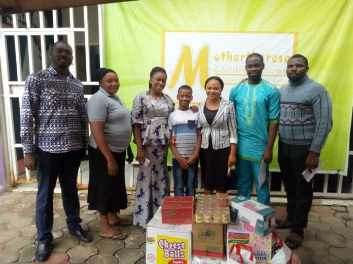 NSE Donates Food Items, Beverages, Others To Mother Theresa Orphanage