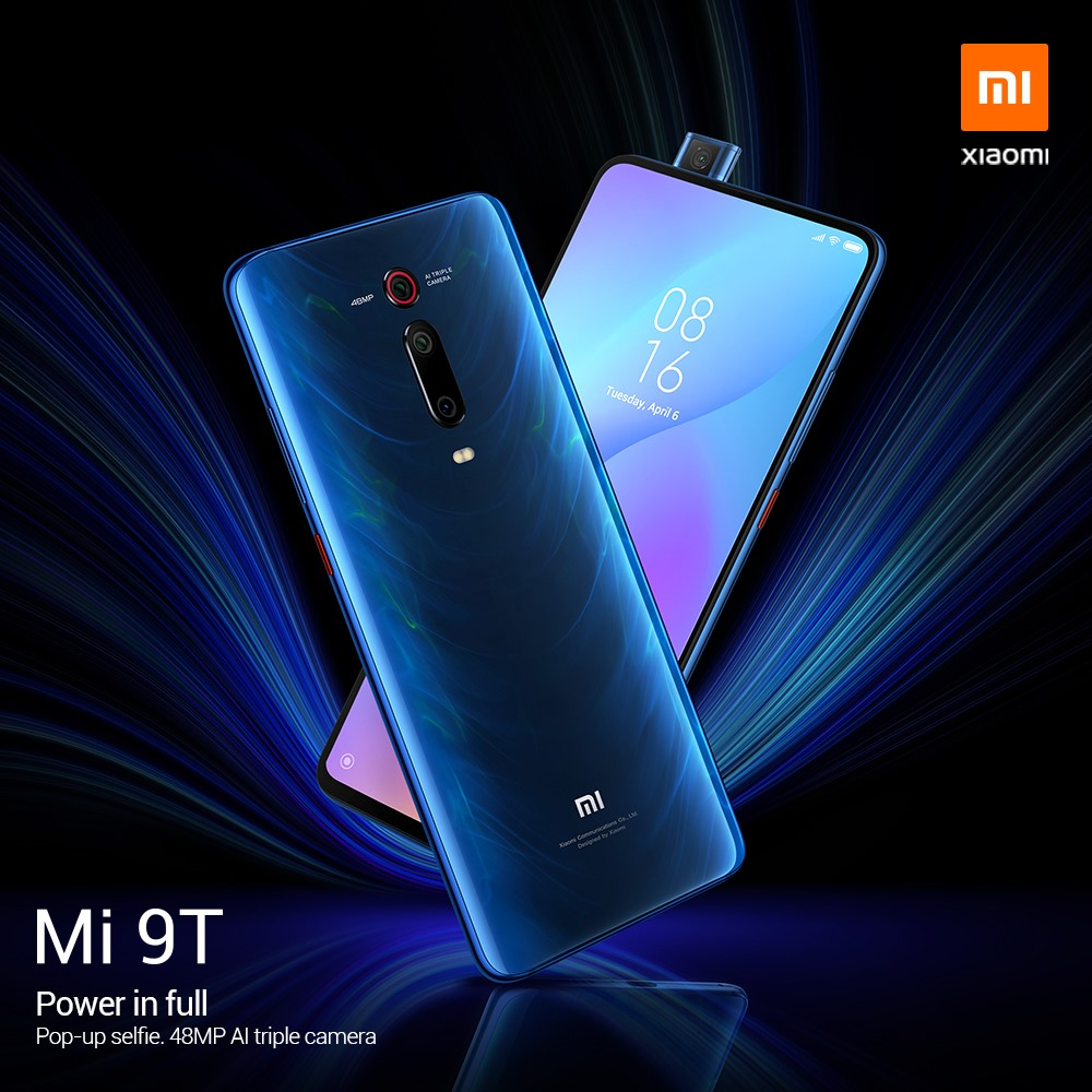 Power in Full: Xiaomi Announces 'Xiaomi Mi 9T' As it's Flagship Model for 2019 in Nigeria (Photos) - Brand Spur
