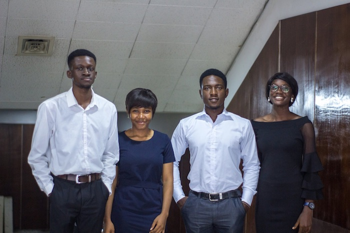 Robotics team from University of Ibadan win Professor Awojobi design competition