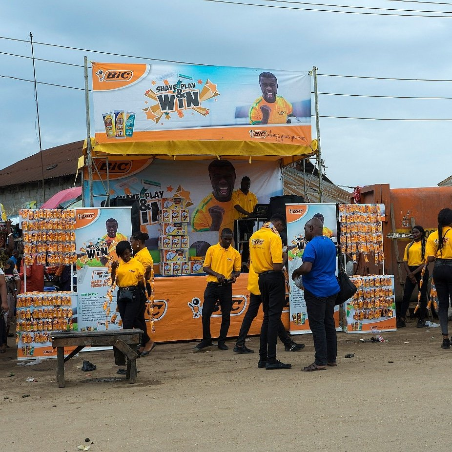 Winners Emerge from BIC Shave, Play and Win Consumer Promotion (Photos)