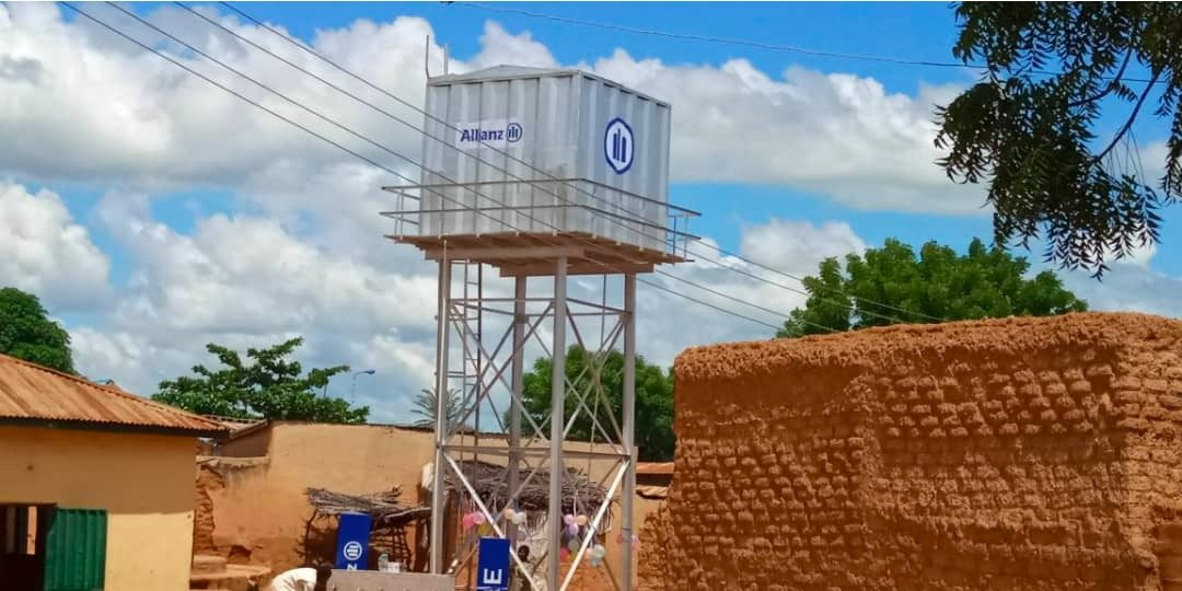 Allianz Nigeria: The Clean Water Initiative (Photos)