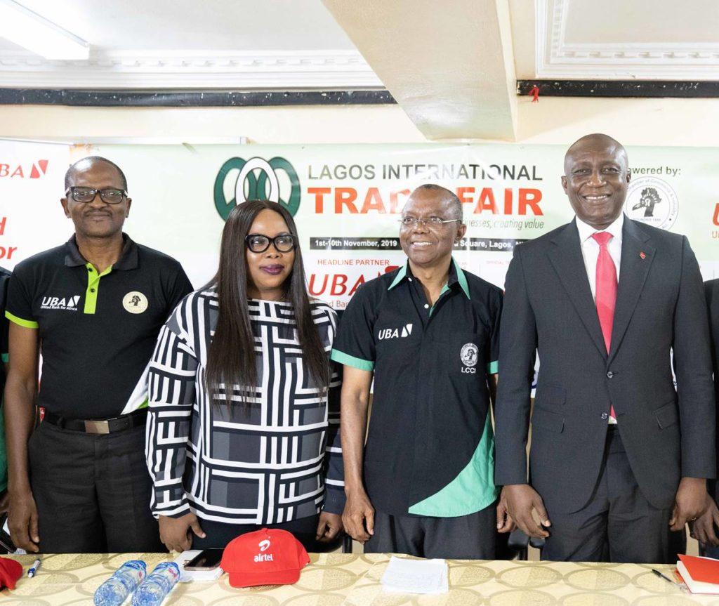 UBA, LCCI to Create Value For SMEs At 2019 Lagos International Trade Fair - Brand Spur