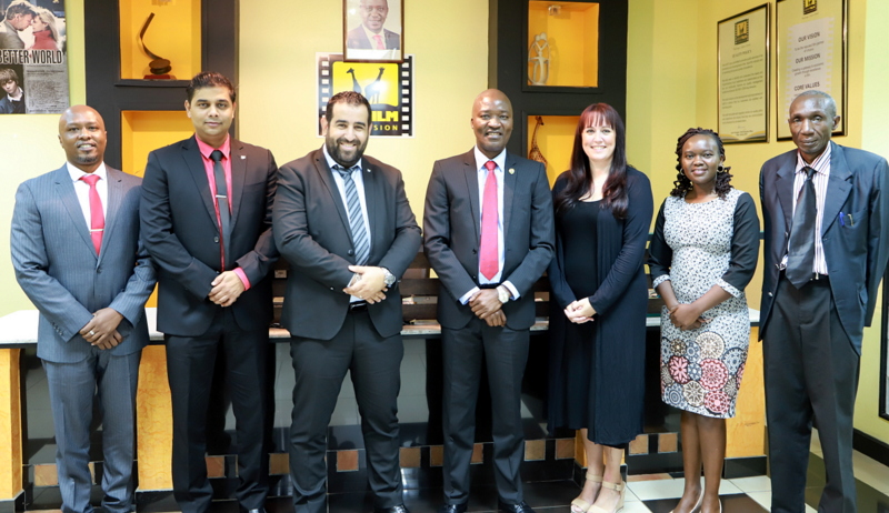 Canon And The Kenya Film Commission (KFC) Have Agreed To Collaborate To Accelerate The Development Of The Film Industry In Kenya - Brand Spur