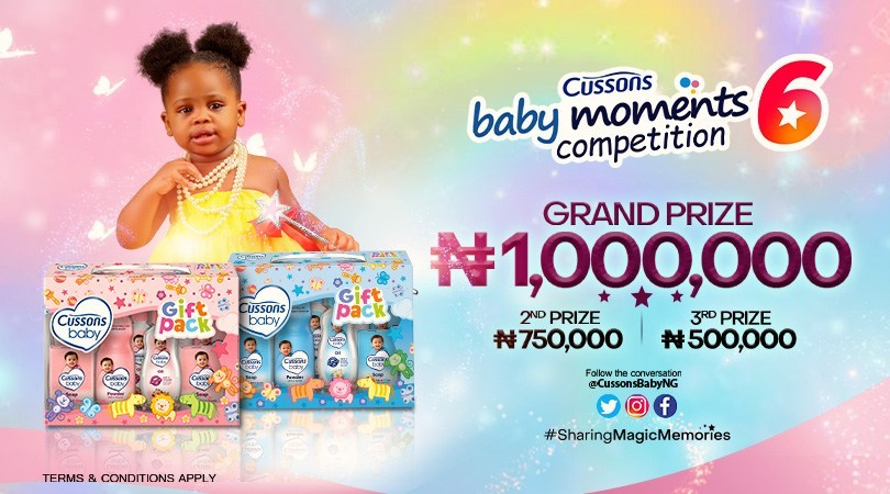 PZ Cussons commences entries for Cussons Baby Moments' 6th season