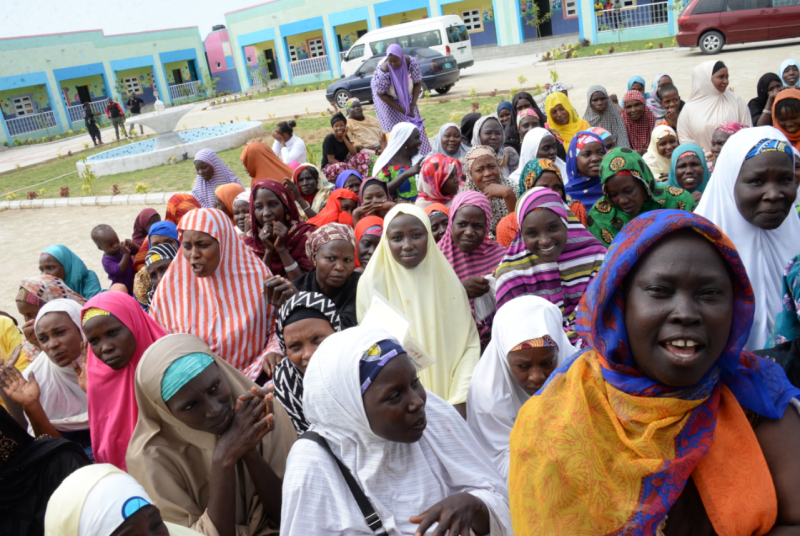 Dangote Empowers 106,000 Women with N1.1 billion in 4 States