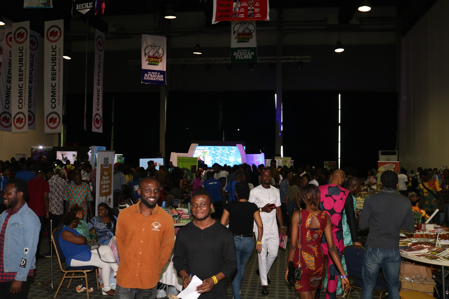 Excitement as Africa's Biggest Geek and Pop Culture Marketplace Returns This September