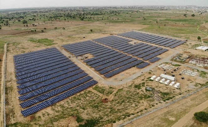 FG inaugurates Largest Off-Grid Solar Power Plant in BUK (Photos & Video)