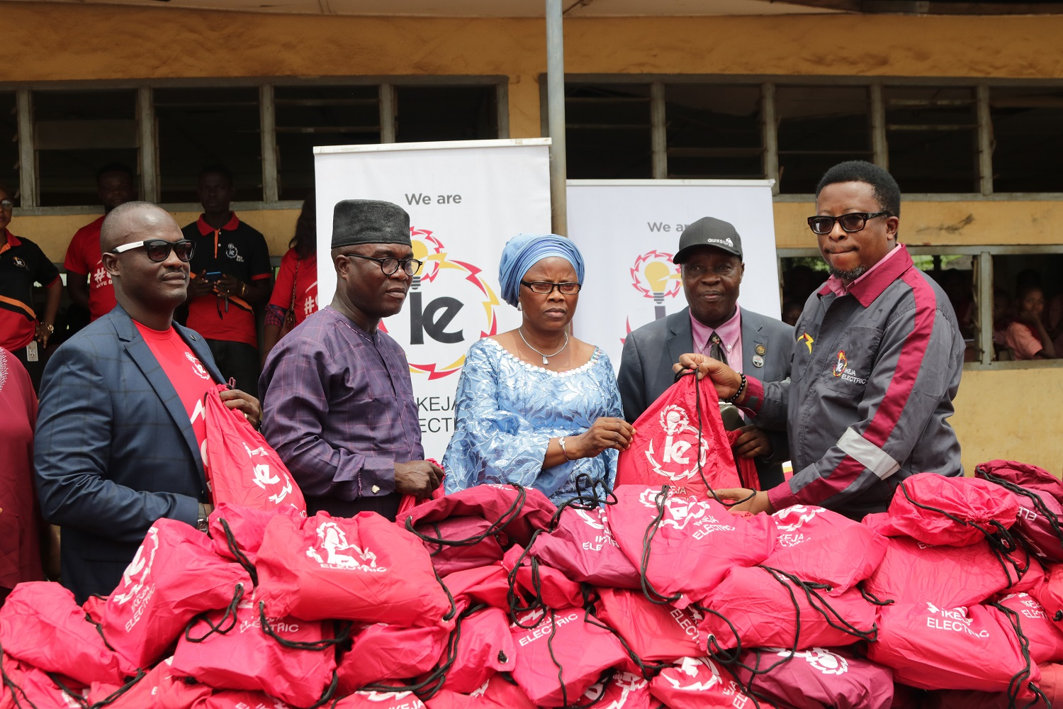 Ikorodu Community commends Ikeja Electric for Back-To-School initiative - Brand Spur