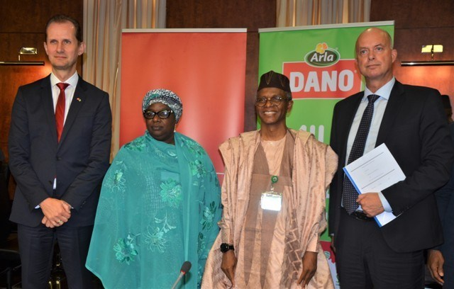 KADUNA STATE COLLABORATE WITH ARLA FOODS TO BOOST DAIRY SECTOR IN NIGERIA (PHOTOS)