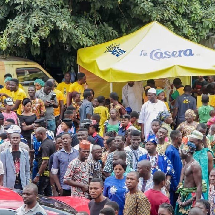 La Casera sponsors 2019 Udiroko Festival (Photos) - Brand Spur