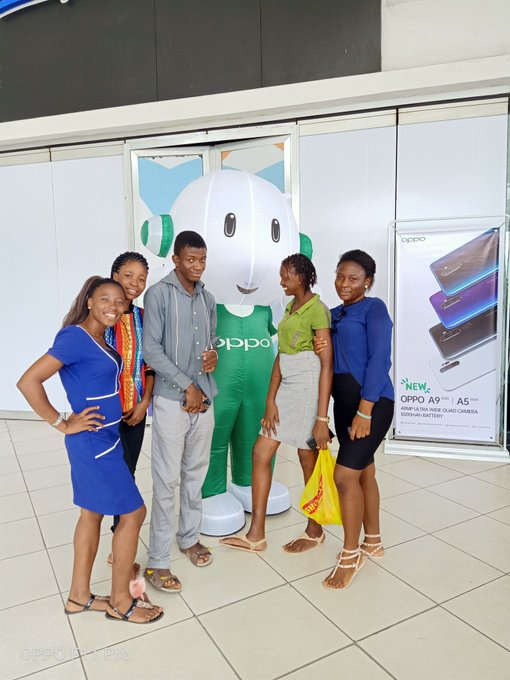 OPPO Officially Releases A Series 2020 in Nigeria, Combining High Quality and Affordability (Photos)
