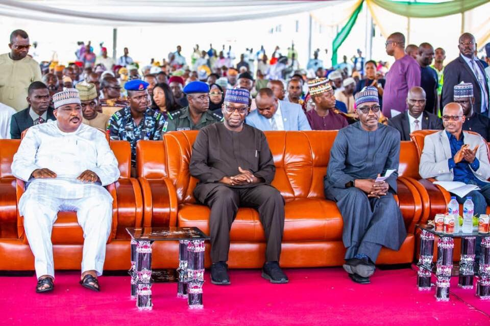 Photo News: Kwara State Governor recommissions NNPC Depot in Oke Oyi, Ilorin