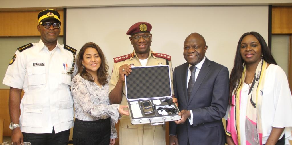 Road Safety in Nigeria Gets A Boost as Guinness, UNITAR, partner FRSC on High Visibility Enforcement & Motoring Literacy - Brand Spur