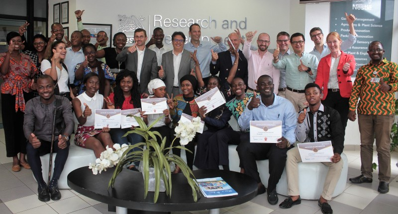 Nestlé Declares The Winners Of The Sub-Saharan Africa Innovation Challenge