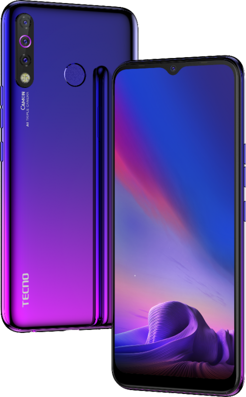 TECNO CAMON 12 Comes Back With 16+2+8MP AI Max Triple Rear Camera And Its Four Outstanding Shooting Performances - Brand Spur