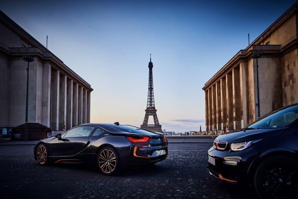 BMW Group sales continue positive trend in August