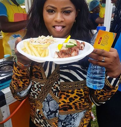 ONGA Excites Abuja Residents in Grandeur at Foodies Hangout (Photos)