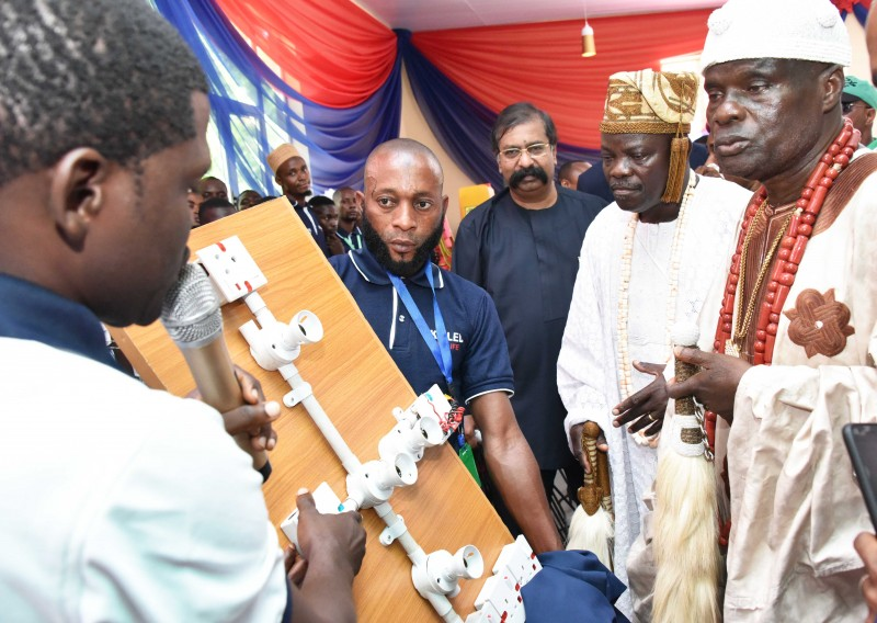 Dangote Refinery Empowers 200 Youths in Host Community through Skills Acquisition Training Programme
