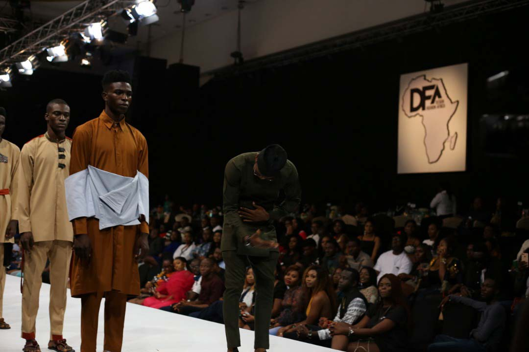 Design Fashion Africa's Finalists Delight Guests At Lagos Show